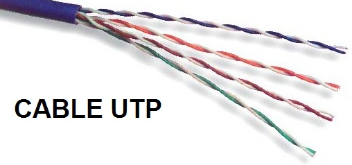 Cable Utp Amp Categoria 6 Chaqueta Cmr 23awg 6 1427200 4