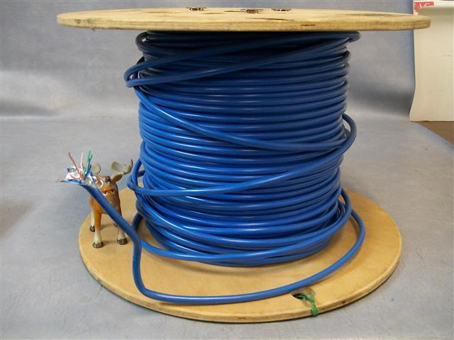 Cable stp multi conductor categor a 5 no enlazantes de for Cable para internet precio por metro